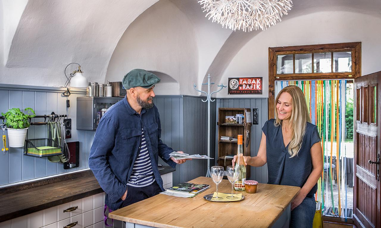 Das willhaben-Ferienhaus von Luis und Margit Steinkellner