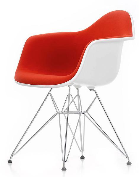 Schöne Eames-Chairs finden sich immer wieder auf willhaben