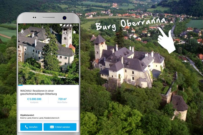 Burg Oberranna auf willhaben