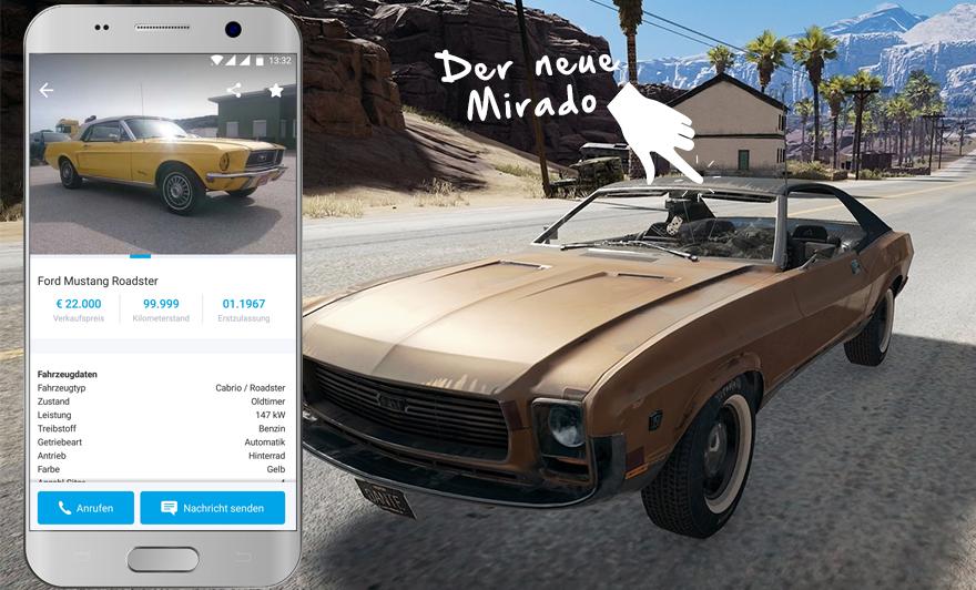 Der neue Mirado