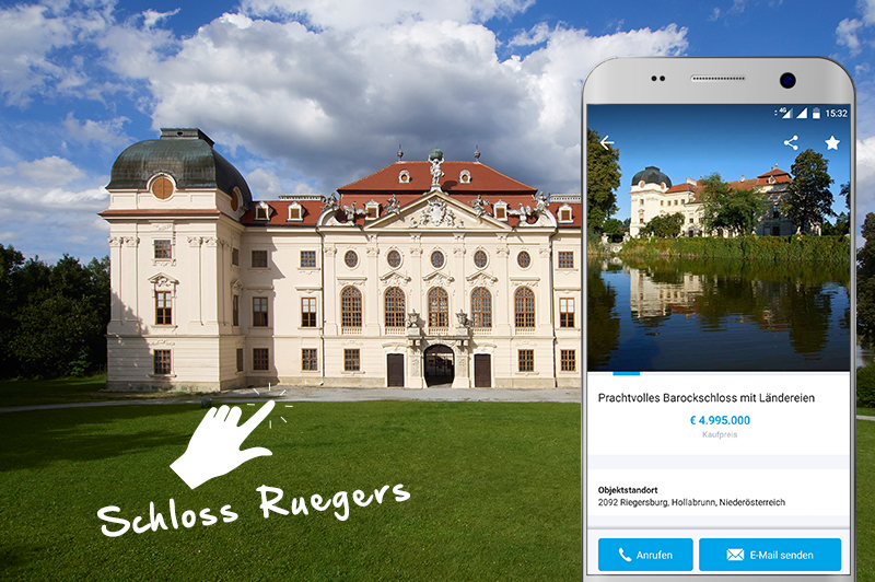 Schloss Ruegers (Foto: Schlossruegers.at)