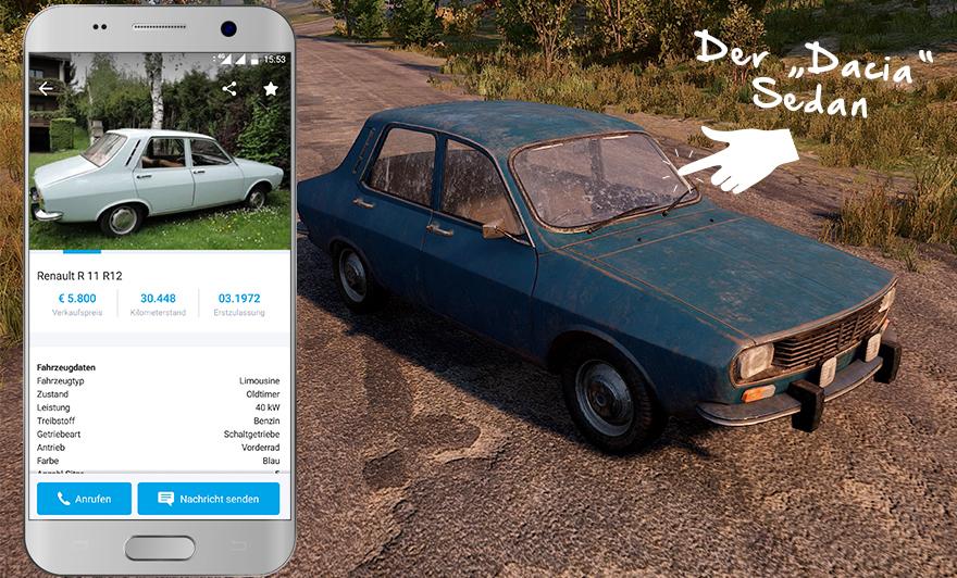 Der Dacia