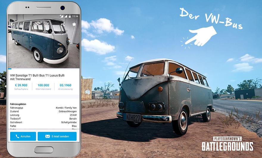 Der VW-Bus