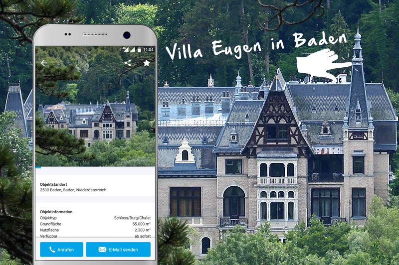 Villa Eugen auf willhaben