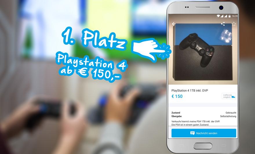 Die Playstation 4, die Lieblingskonsole der Österreicher