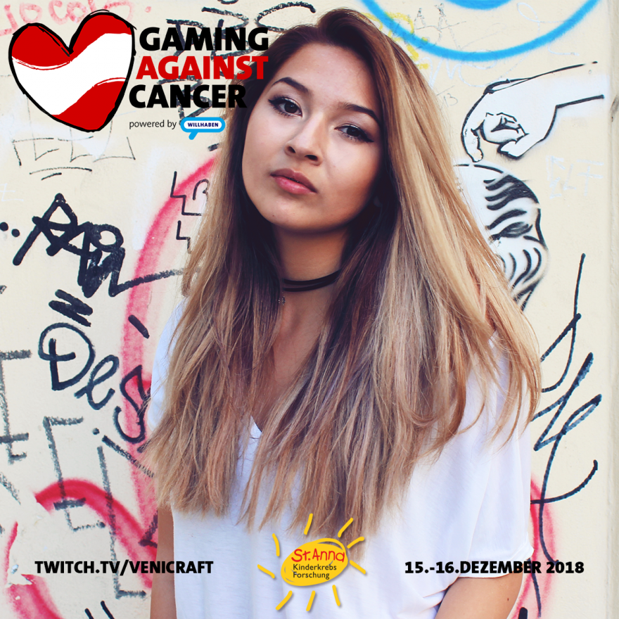 Gaming Against Cancer - Michelle Danzinger