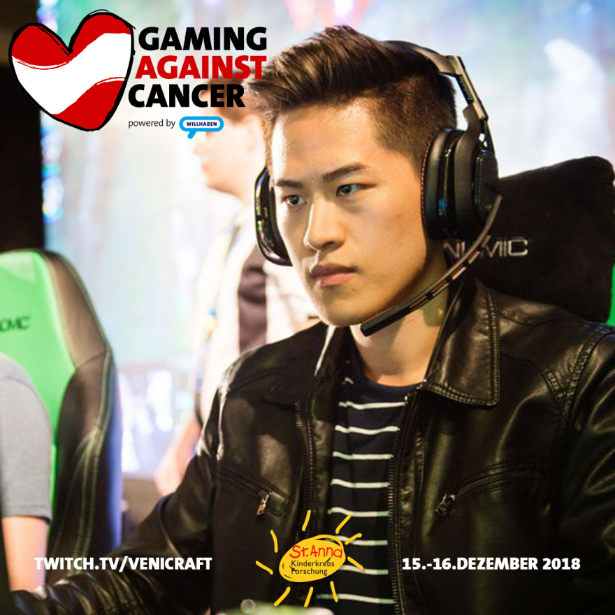 Gaming Against Cancer - Xoynuzi