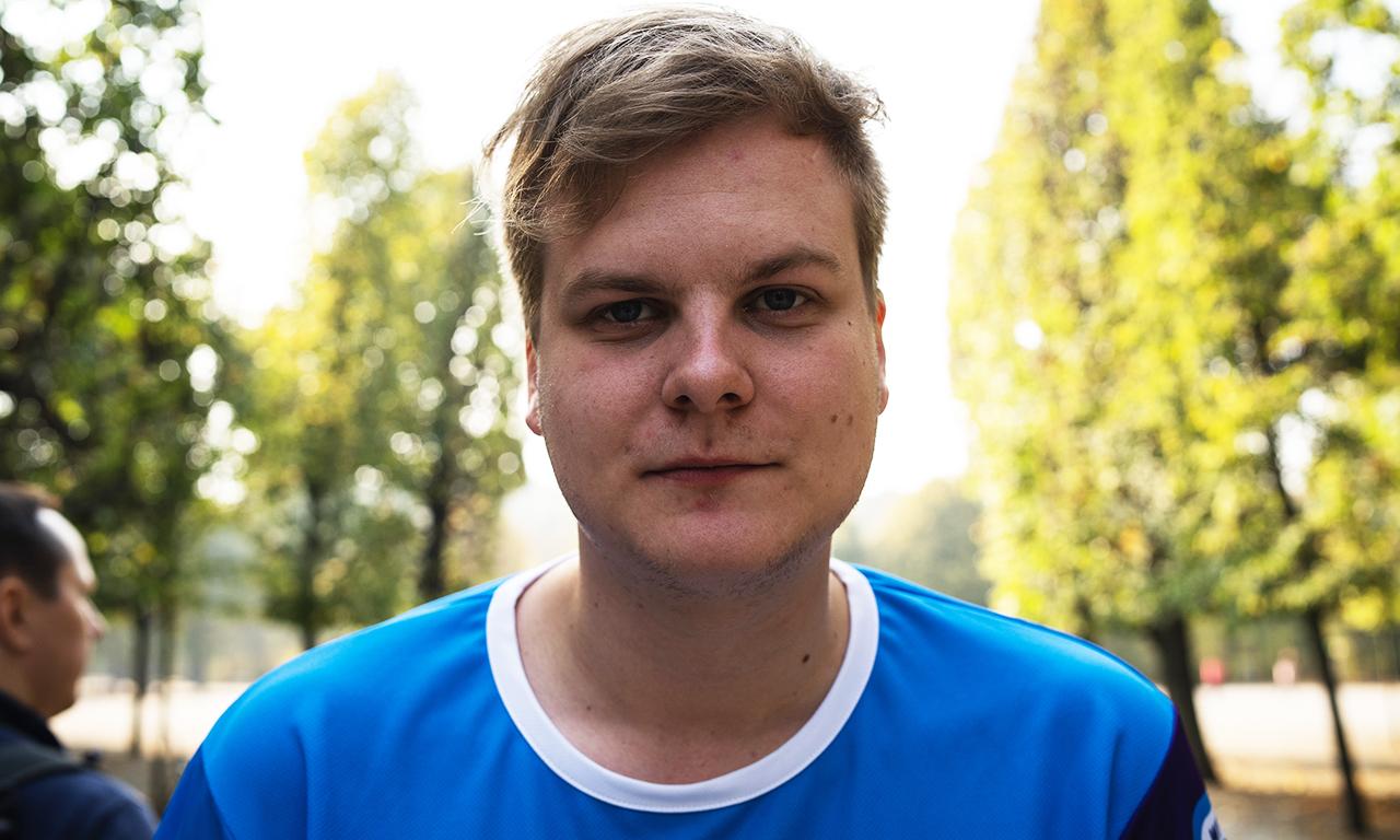 """Toplaner Florian """"Battily"""" Nadegger über die A1 Esports League Season 3"""