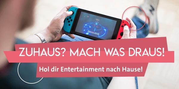 Gaming Entertainment für dich